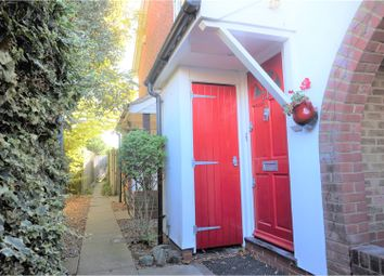 Thumbnail 1 bed property for sale in Grafton Way, West Molesey