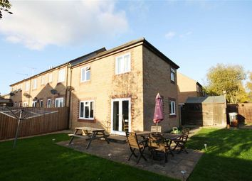 Thumbnail 3 bed end terrace house for sale in Abbey Close, Chippenham, Wiltshire