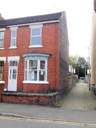Thumbnail 3 bed terraced house to rent in Princes Road, Stoke-On-Trent