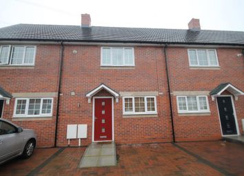 Thumbnail 2 bed terraced house for sale in Teal Way, Kingfisher Park, Nuneaton