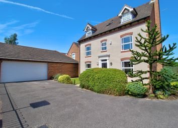 Thumbnail 5 bed town house for sale in Grange Farm Road, Yatton, Bristol