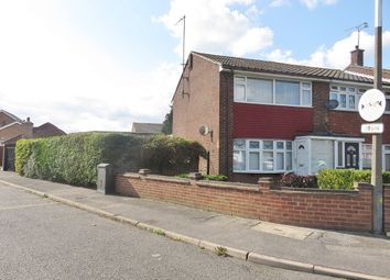 Thumbnail 2 bed end terrace house for sale in Bryanston Road, Tilbury