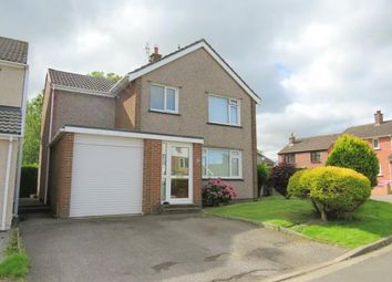 Thumbnail 4 bed detached house for sale in Derwent Park, Great Broughton, Cockermouth