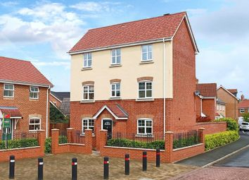 Thumbnail 4 bed detached house for sale in Vale Grove, Breme Park, Bromsgrove