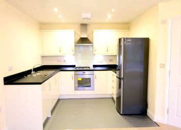 Thumbnail 2 bed flat to rent in Gwendoline Buck Drive, Aylesbury, Bucks