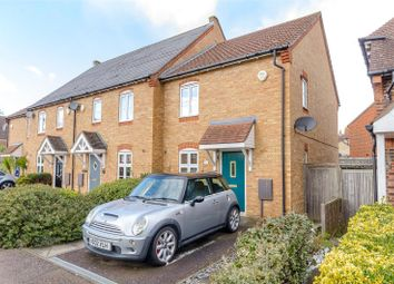 Thumbnail 3 bed end terrace house to rent in Farington Close, Maidstone, Kent