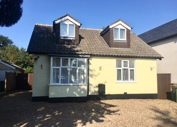 Thumbnail 3 bed detached house to rent in Sidney Road, Walton-On-Thames