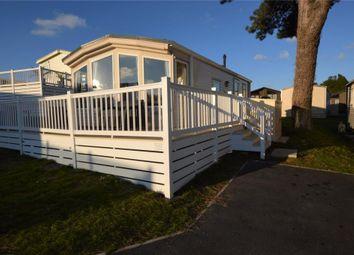 Thumbnail 2 bed mobile/park home for sale in Landscove Holiday Village, Brixham, Devon