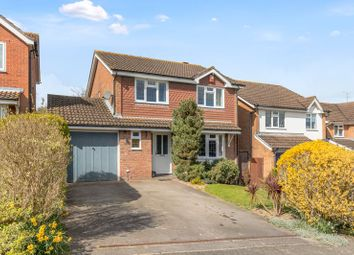 Thumbnail 4 bed detached house for sale in Staples Hill, Partridge Green, West Sussex