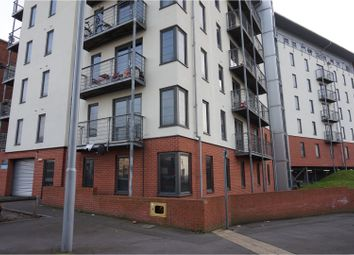 Thumbnail 2 bed flat to rent in Derby Road, Nottingham