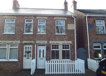 Thumbnail 3 bed semi-detached house for sale in Station Road, Tydd Gote, Wisbech