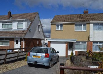 Thumbnail 3 bed property to rent in Teglan Park, Tycroes, Ammanford