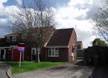 Thumbnail 1 bed semi-detached house to rent in Ley Croft, Hatton, Derby