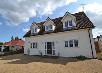 Thumbnail 4 bed detached house for sale in Knights House Knight House, Foxhall Road, Southminster