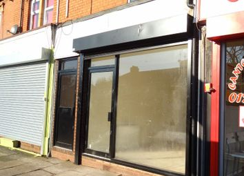 Thumbnail Commercial property to let in Shaftmoor Lane, Acocks Green, West Midlands