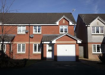 Thumbnail 3 bed semi-detached house for sale in Mains Drive, Lockerbie