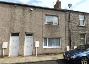 Thumbnail 2 bed terraced house to rent in Henderson Street, Amble, Morpeth