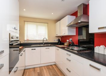 Thumbnail 3 bedroom end terrace house for sale in Caribou Walk, Three Mile Cross, Reading