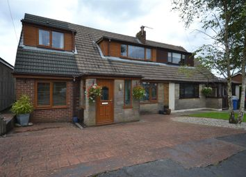 Thumbnail 3 bed semi-detached house for sale in Monks Drive, Withnell, Chorley