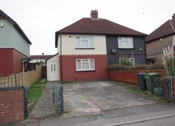 Thumbnail 2 bedroom semi-detached house for sale in Hiles Road, Cardiff