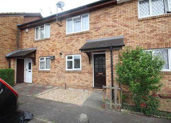 Thumbnail 2 bed terraced house to rent in Hambledon Close, Uxbridge