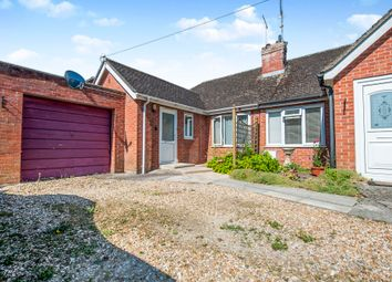 Thumbnail 2 bed semi-detached bungalow for sale in Commercial Road, Devizes