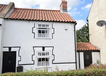 Thumbnail 2 bed cottage for sale in High Street, Garthorpe, Scunthorpe