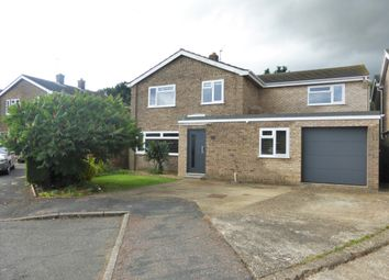 Thumbnail 4 bedroom detached house for sale in Middlemarch Road, Toftwood