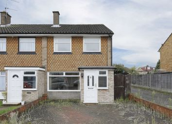 Thumbnail 3 bedroom property for sale in Shepherds Close, Chadwell Heath, Romford