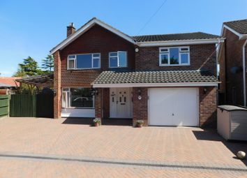 Thumbnail 5 bed detached house for sale in Heatherstone Avenue, Dibden Purlieu