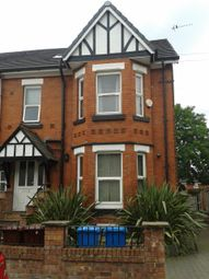 Thumbnail 11 bedroom shared accommodation to rent in Everett Road, Withington, Manchester
