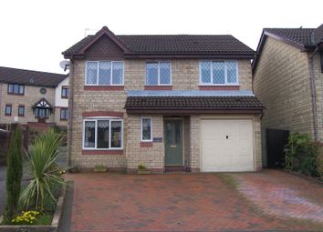 Thumbnail 4 bed detached house for sale in The Paddocks, Tonna, Neath