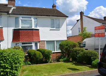 Thumbnail 3 bedroom semi-detached house for sale in Salisbury Close, Potters Bar