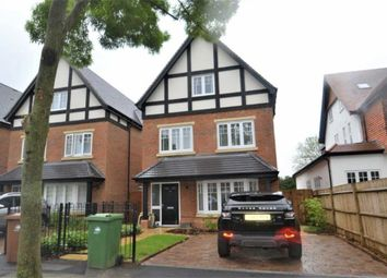 Thumbnail 4 bedroom detached house to rent in Overton Park, Overton Road, Sutton