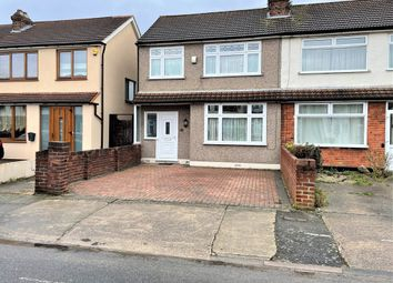 Thumbnail 3 bed end terrace house for sale in Eastbury Road, Romford