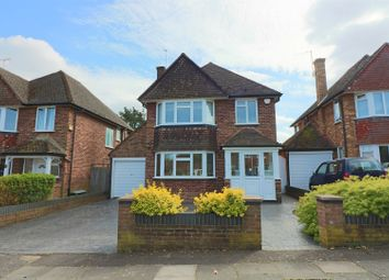 Thumbnail 4 bed detached house for sale in Greenacres Avenue, Ickenham