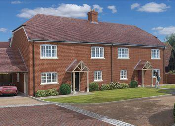 3 bed semi-detached house for sale in Horsebridge Road, Broughton, Stockbridge, Hampshire SO20