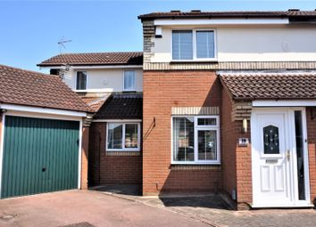 Thumbnail 3 bed semi-detached house for sale in Cassandra Gate, Cheshunt