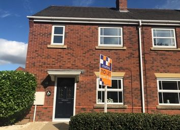 Thumbnail 3 bed property to rent in Selwyn Road, Burntwood