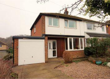 Thumbnail 3 bedroom semi-detached house for sale in Greenhead Lane, Huddersfield