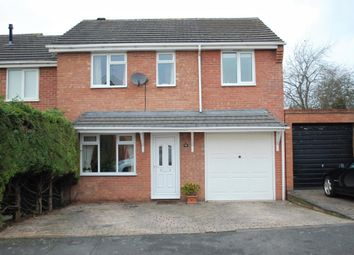 Thumbnail 4 bed detached house for sale in Marleigh Road, Bidford-On-Avon, Alcester