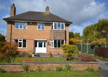 Thumbnail 3 bed detached house for sale in Camborne Crescent, Westlands, Newcastle