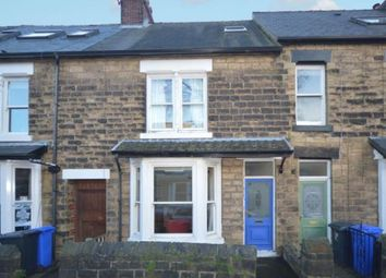 Thumbnail 3 bedroom terraced house for sale in Ladysmith Avenue, Sheffield, South Yorkshire