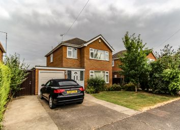 Thumbnail 3 bed detached house for sale in Orchard Close, Donington, Spalding