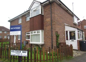 Thumbnail 1 bed end terrace house for sale in Kelcbar Way, Tadcaster