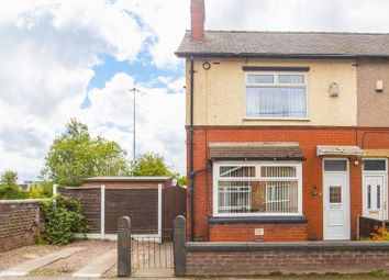 Thumbnail 2 bed semi-detached house for sale in Cale Lane, Aspull, Wigan