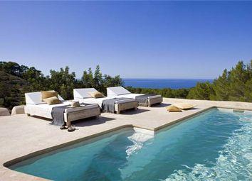 Thumbnail 3 bed villa for sale in Old Ibizan Jewel With Open Sea View, Cala Salada, Balearic Islands