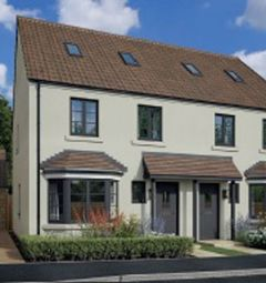 Thumbnail 4 bed semi-detached house for sale in Redwing Gate, Dursley