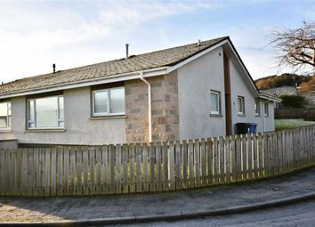 Thumbnail 4 bed semi-detached bungalow for sale in Firthview Drive, Inverness