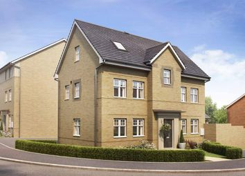 "Thumbnail 4 bed detached house for sale in ""Hesketh"" at Lydiate Lane, Thornton, Liverpool"